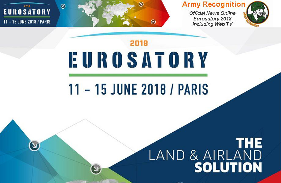 Ethical Wi-Fi Jamming exhibited at Euro Satory 2018